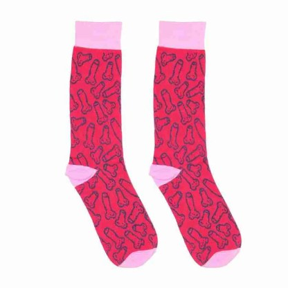 Cocky Socks 1