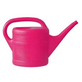 Gießkanne 5L pink