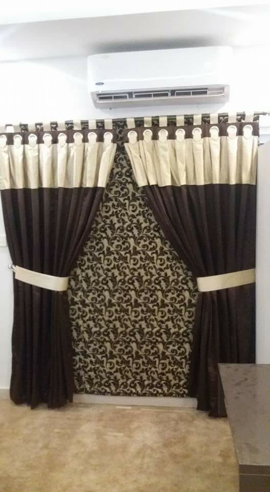 brown off white pards designs for