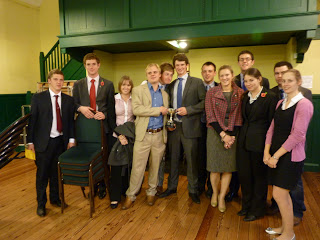 Latest News…. The Public Speaking Competition