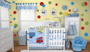 Dr. Seuss Baby Bedding and Nursery Ideas