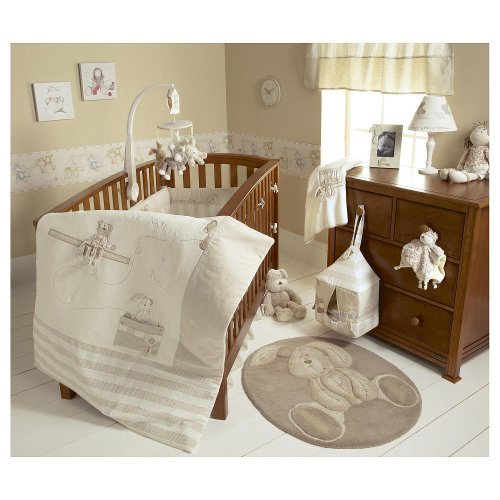 Neutral Crib Bedding Sets –  The Smart Choice