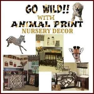 Animal Print Baby Bedding – Go Wild in Your Baby's Nursery