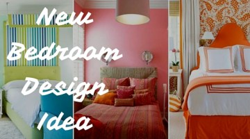 Some New Bedroom Design Ideas You May Want To Try