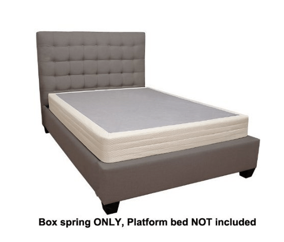 best box spring for memory foam mattress