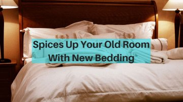 Spices Up Your Old Room With New Bedding