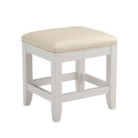 Home Styles 5530-28 Naples Vanity Bench