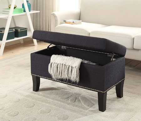 Designs-4-Comfort Winslow Storage Ottoman