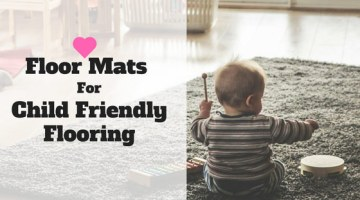 Floor Mats For Child Friendly Flooring