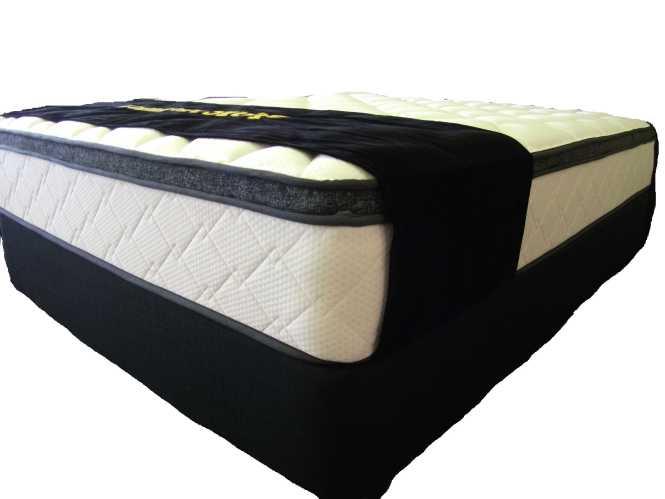 Bonsleep Pillow Top Single Mattress Base