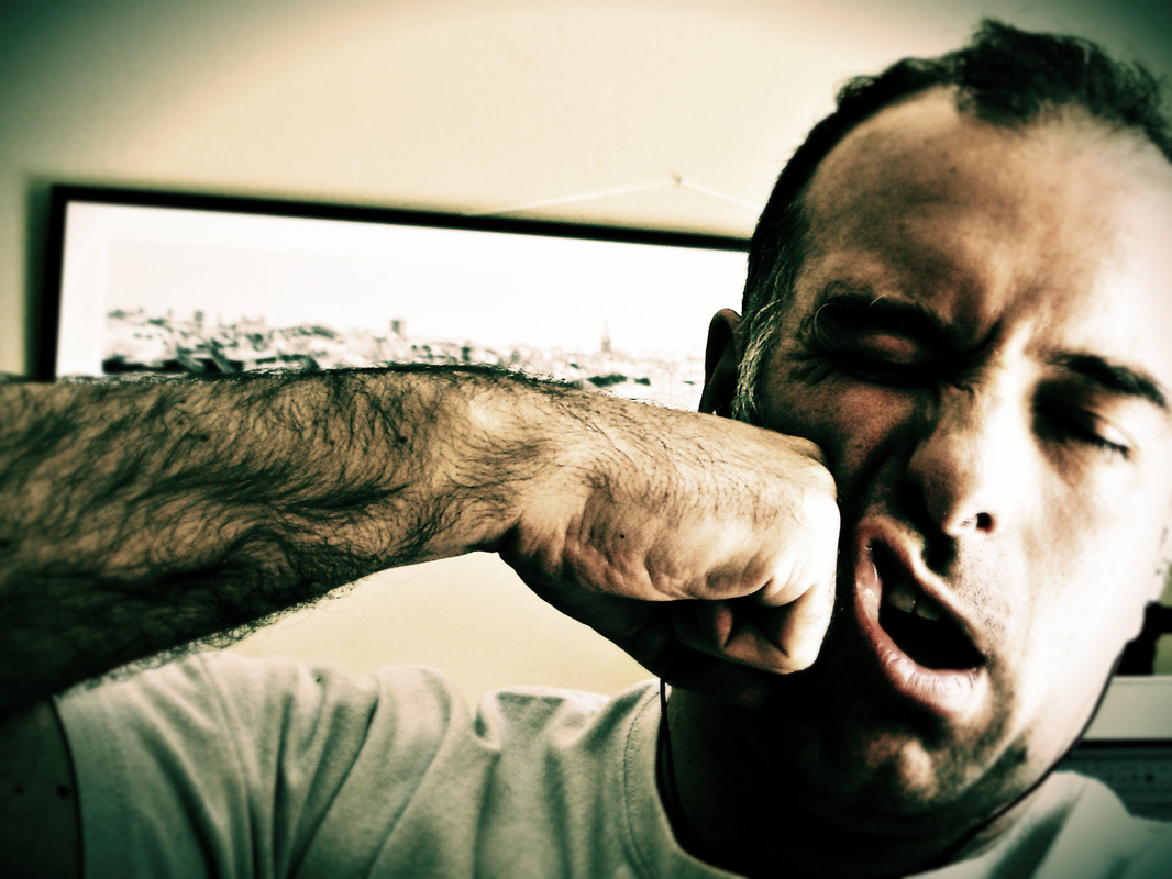NEGATIVE SELF-TALK: A PUNCH TO THE FACE