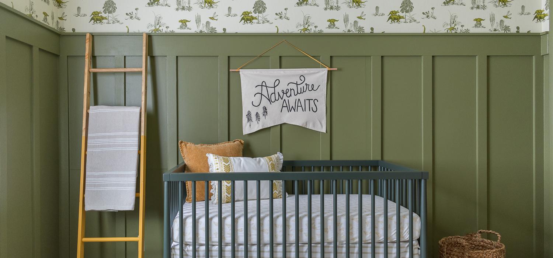 Baby Boy Dino Nursery-20