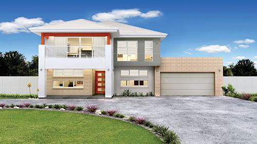 Two Storey Building Design Beechwood Homes