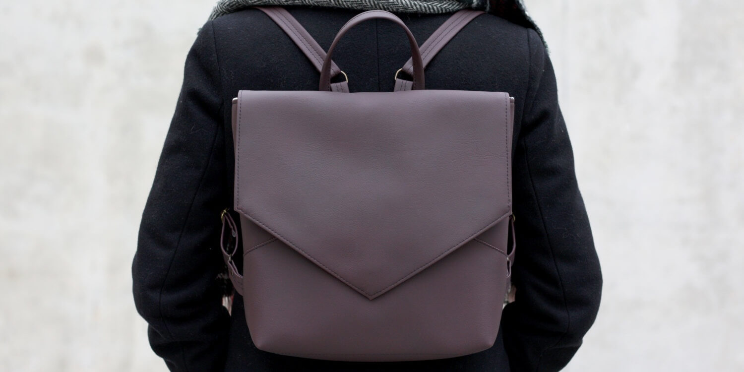 purple-vegan-leather-backpack
