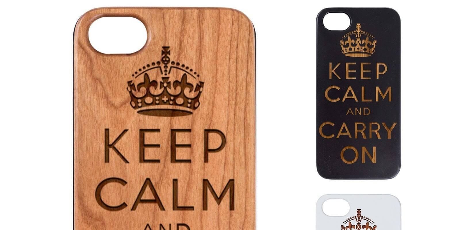 keep-calm-phone-case