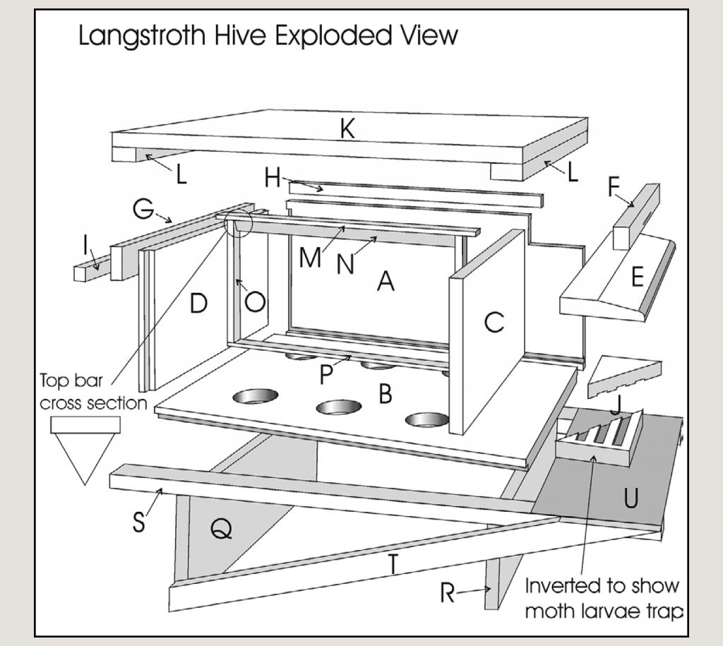 Build The Original Langstroth Hive