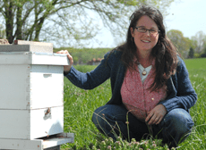 Former Coal Miners In Southern West Virginia Spent Their Summer Learning How To Keep Bees Thanks To UD's Debbie Delaney by Bee Culture Magazine