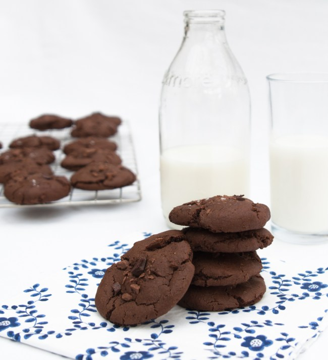 ChocolateChipPeanutButterCookies_Pile