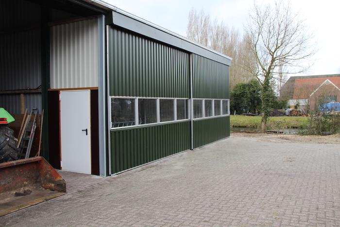 Loods In Zwinderen Beek Deuren Wekerom T 0318 701 047
