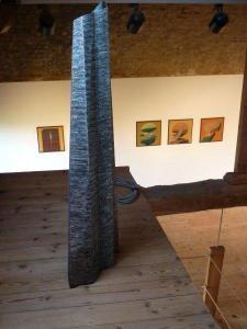 Beekman Foundation windows exhibition art