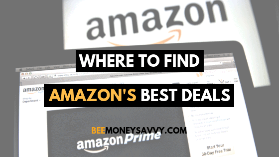 Where to Find Amazon's Best Deals