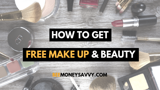 How to Get Free Make Up & Beauty