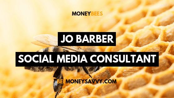 "Money Bee Stories: ""I help businesses by managing their social media platforms"""