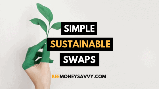 Sustainable Swaps – Reduce Your Environmental Impact