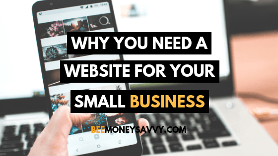 Why you need a Website for your Small Business
