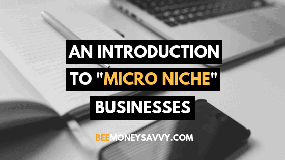 "An Introduction To ""Micro Niche"" Businesses"