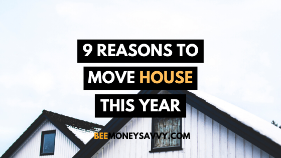 9 Reasons to Move House This Year