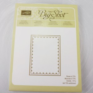 Stampin up Folder Tulpenrahmen