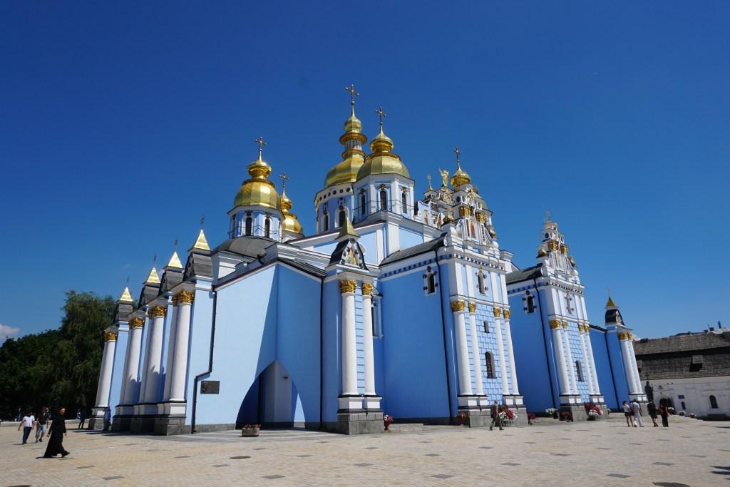 Saint Sophia's cathedral kiev