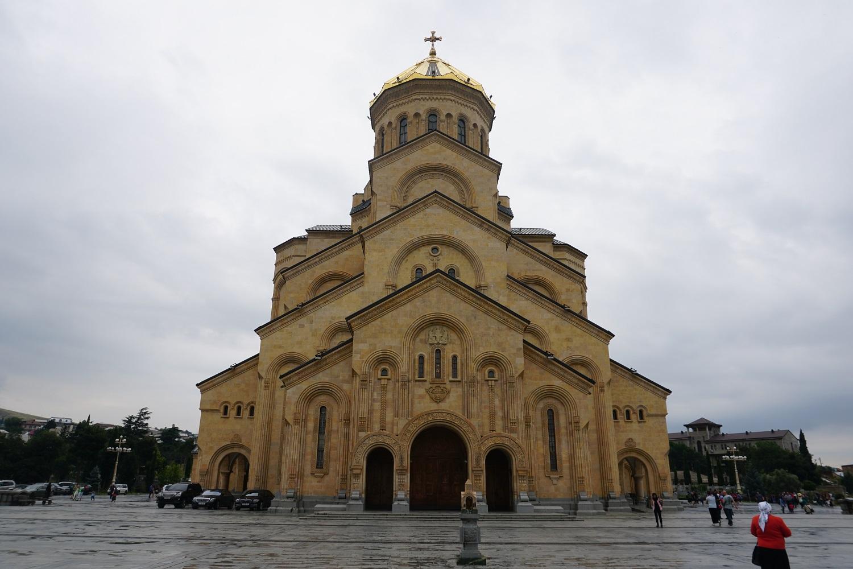 Staying in Tbilisi, Georgia