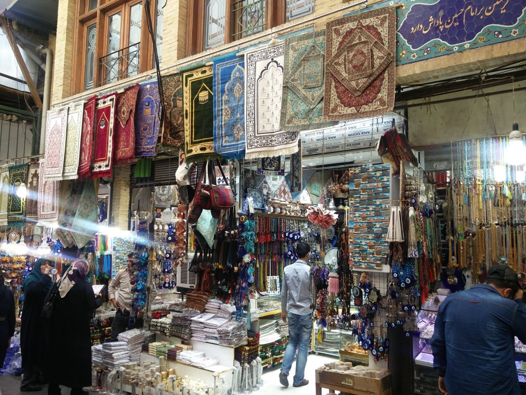 bazar teheran