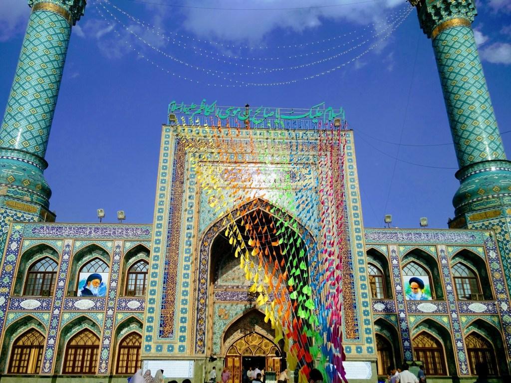 mosquee teheran