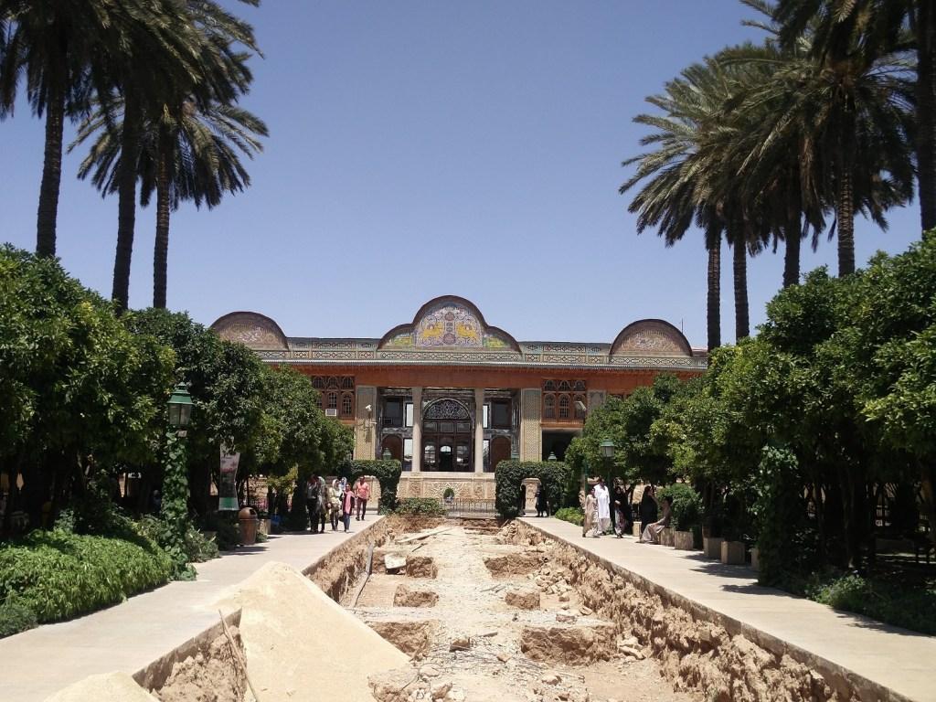 qavam house shiraz