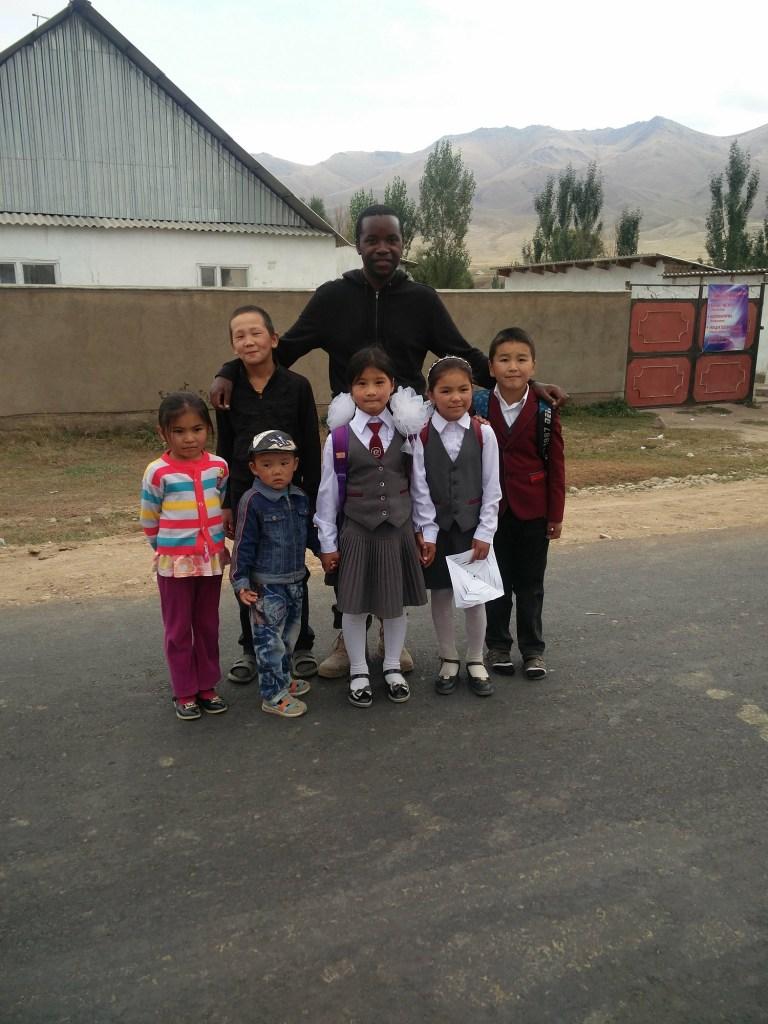 photo kyrgyzstan central asia