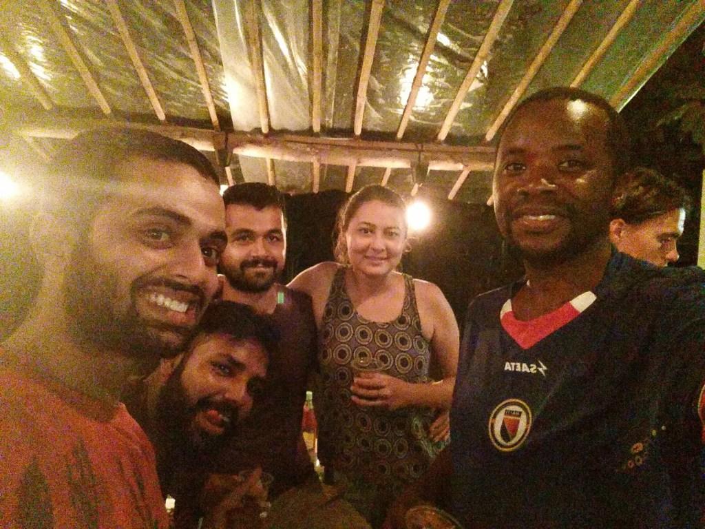 barbecue goa india