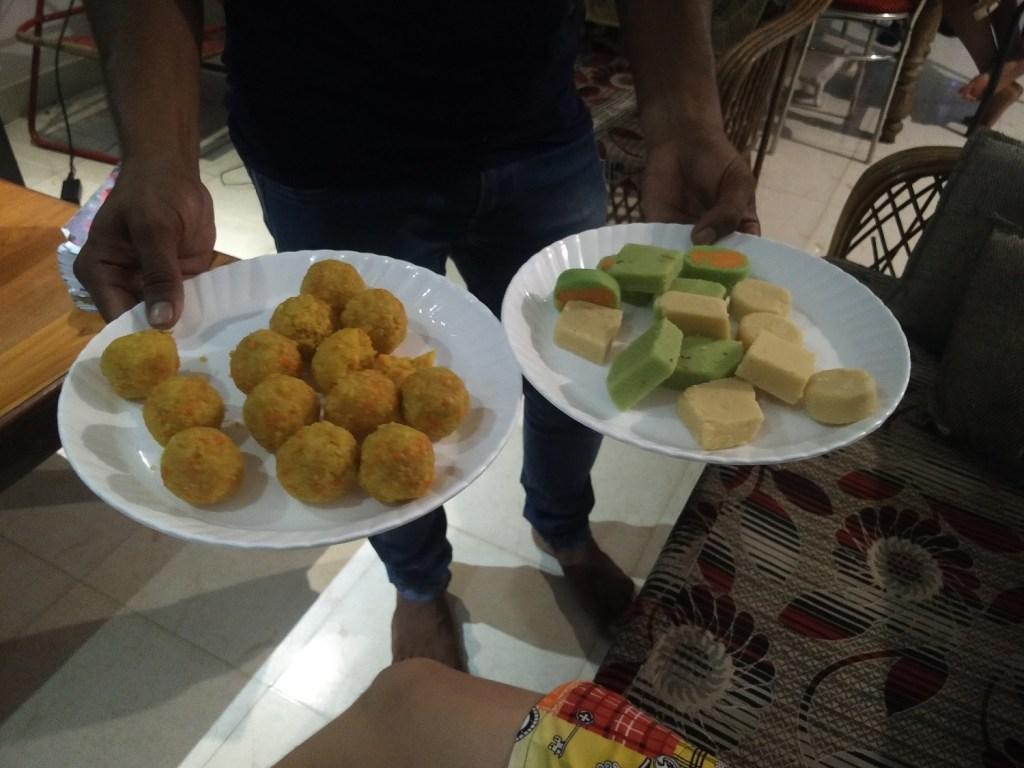 dessert india