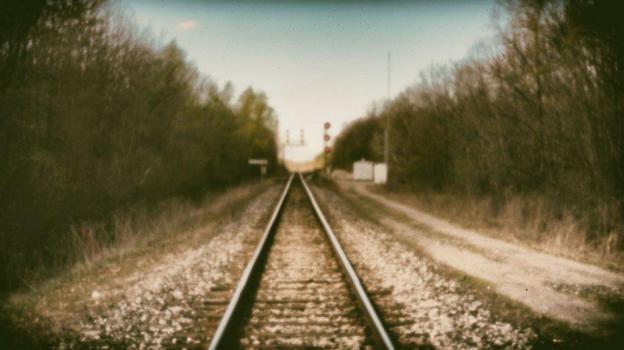 Train Tracks (Pinhole)