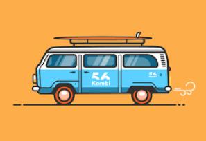 Image result for Affinity Designer - Drawing a van