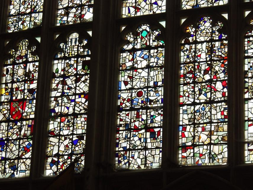 Image result for great west window winchester cathedral