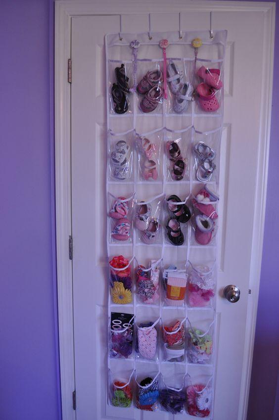 organiser accessoires de bébé