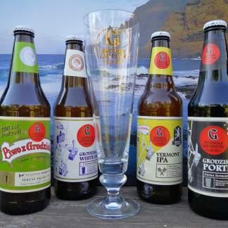 Grodziskie Grätzer Tasting Set Beer Ambassadors