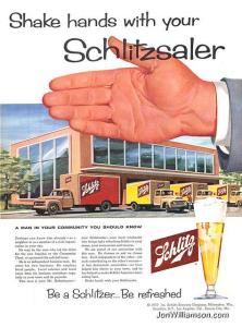 Schlitz wholesaler