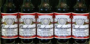 Bud bottles