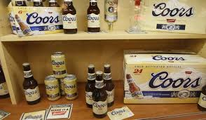 Coors packages