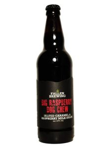Image result for fallenbrewing raspberry dog chew