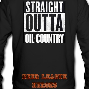 oil country beer league hereoes coat